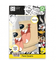 Pack 2 Mascarillas Looney Tunes Taz