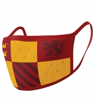 Mascarilla Harry Potter Gryffindor