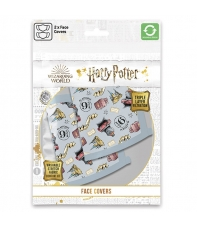 Pack 2 Mascarillas Harry Potter Hogwarts Express