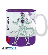 Taza Dragon Ball Z Goku vs. Freezer 460 ml