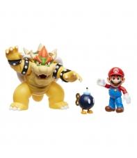 Set 3 Figruas, Batalla de Lava de Bowser, Super Mario