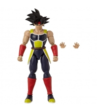 Figura Articulada Dragon Ball Super, Bardock Dragon Stars Series 16, 17 cm