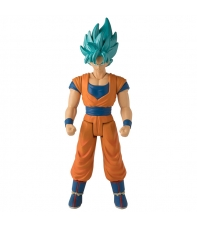Figura Articulada Dragon Ball Super, Super Saiyan Blue Goku Limit Breaker Series 30 cm
