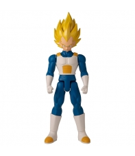 Figura Articulada Dragon Ball Super, Super Saiyan Vegeta Limit Breaker Series 30 cm