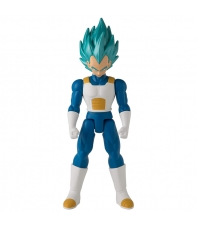 Figura Articulada Dragon Ball Super, Super Saiyan Blue Vegeta Limit Breaker Series 30 cm