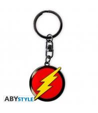 Keychain Dc Justice League Logo Flash