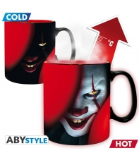 Taza It Chapter Two Pennywise Time to Float, Sensitiva al Calor 460 ml