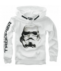 Sudadera Star Wars Storm Trooper, Niño