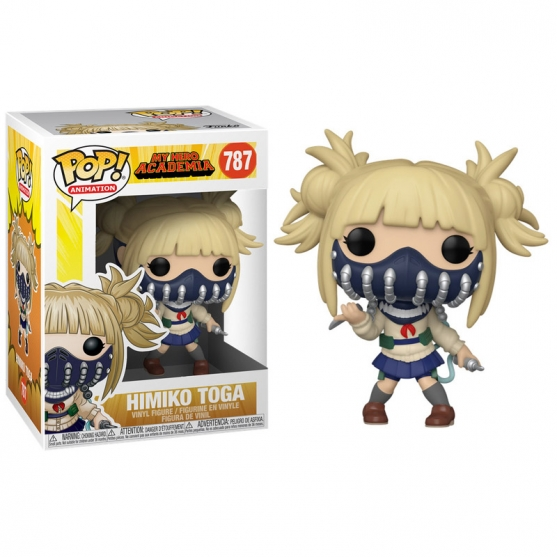 Pop! Animation Himiko Toga 787 My Hero Academia