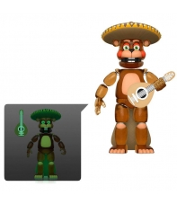 Articulated Figure Five Nights at Freddy's Pizzeria Simulator, El Chip (Glows in the Dark) 14 cm