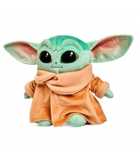 Peluche Star Wars The Mandalorian, Baby Yoda 25 cm