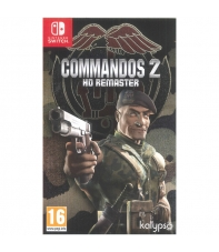 Commandos 2 Hd Remastered