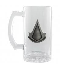 Tankard Assassin's Creed Logo Metal, 500 ml