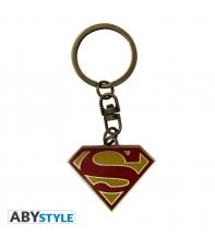 Llavero Dc Superman Logo