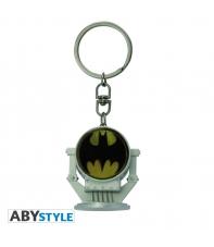 Llavero Dc Batman 3d Señal-Batman con Luz