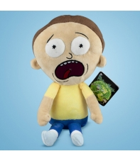 Peluche Rick and Morty, Morty Asustado 35 cm