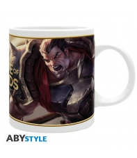 Taza League of Legends Garen vs. Darius 320 ml