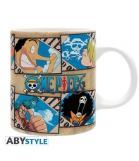 Taza One Piece Retratos 320 ml