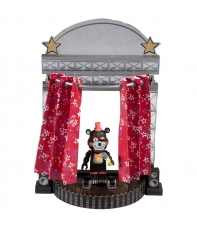 Set Construcción Five Nights at Freddy's, Star Curtain Stage