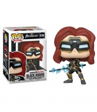 Pop! Games Black Widow 630 Marvel Avengers Gamerverse