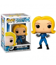 Pop! Invisible Girl 558 Marvel Fantastic Four