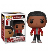 Pop! Games Miles Morales 397 Marvel Spider-man Gamerverse
