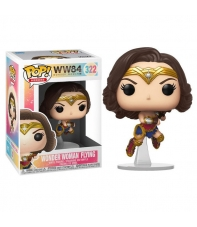 Pop! Heroes Wonder Woman Flying 322 Dc WW84