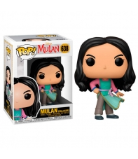 Pop! Mulan (Villager) 638 Disney Mulan