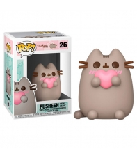 Pop! Pusheen with Heart 26 Pusheen the Cat