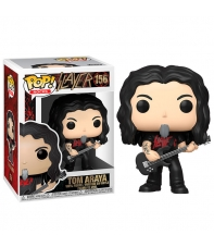 Pop! Rocks Tom Araya 156 Slayer