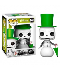 Pop! Snowman Jack 448 Disney The Nightmare Before Christmas 25 years