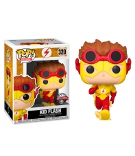 Pop! Heroes Kid Flash 320 Dc Super Heroes