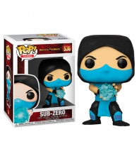 Pop! Games Sub-Zero 536 Mortal Kombat