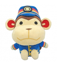 Peluche Animal Crossing New Leaf Estasio (Porter) 17 cm