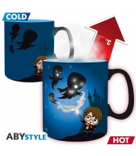Taza Harry Potter Expecto, Sensitiva al Calor 460 ml
