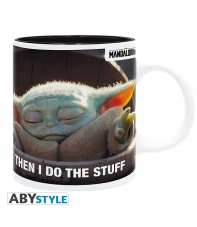 Taza Star Wars The Mandalorian Baby Yoda 320 ml