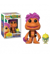 Pop! Television Gobo with Doozer 518 Fraggle Rock 35 Years