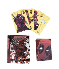 Playing Cards Poker Marvel Deadpool
