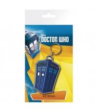 Llavero Doctor Who Cabina