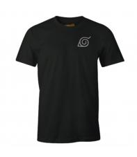 T-shirt Naruto Konoha Heat, Man