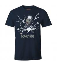 Camiseta Naruto Kakashi Rasengan, Hombre