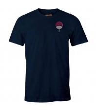 Camiseta Naruto Uchiha, Hombre