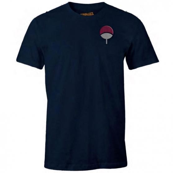 T-shirt Naruto Uchiha, Man