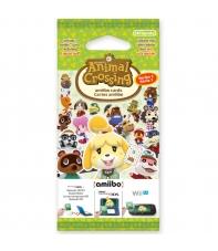 Cartas Amiibo Animal Crossing Serie 1