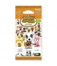 Cartas Amiibo Animal Crossing Serie 2