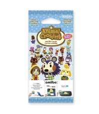 Cartas Amiibo Animal Crossing Serie 3