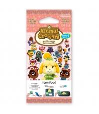 Cartas Amiibo Animal Crossing Serie 4