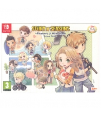 Story of Seasons Pioneers of Olive Stone Deluxe Edition