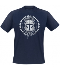 Camiseta Star Wars The Mandalorian Undying Loyalty, Hombre