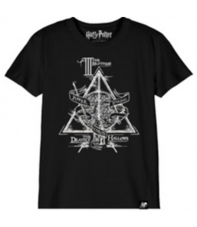 Camiseta Harry Potter Relíquias de la Muerte, Niño